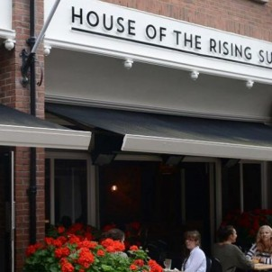 House of the Rising Sun European Shrewsbury