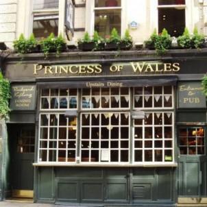 The Princess of Wales Pub/Bar Westminster