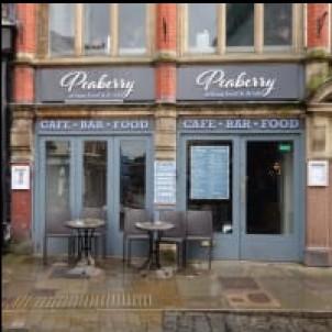 Peaberry Cafe Bar Mediterranean Shrewsbury