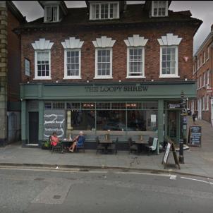 The Loopy Shrew British Shrewsbury