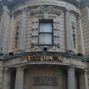 The Bank British Plymouth
