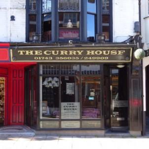 The Curry House Indian Shrewsbury