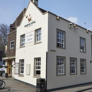 Ye Olde Talbot Restaurant & Bar Pub/Bar Worcester