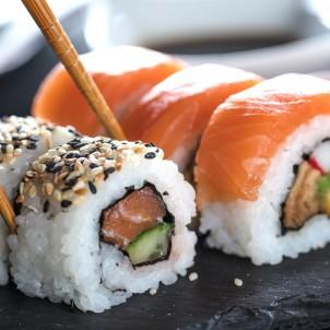 V-Cafe & Sushi Bar Sushi Southport