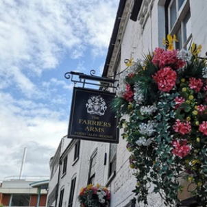The Farriers Arms Pub/Bar Worcester