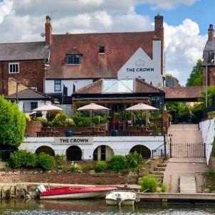 The Crown Pub/Bar Shrewsbury